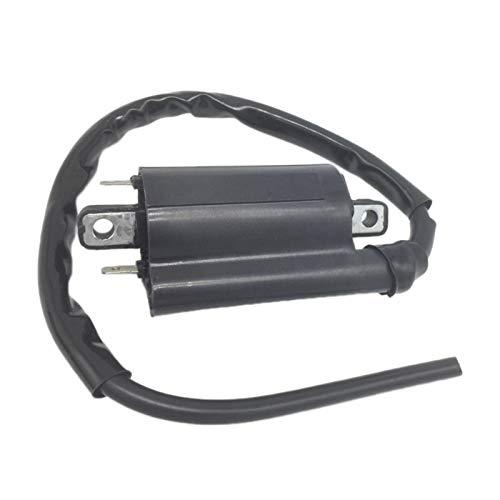 linger Negro 36cm Reemplazo de Motocicletas Encendido Coil Ajuste para Suzuki GT750 GT380 GT550 Reemplaza # 33410-31010