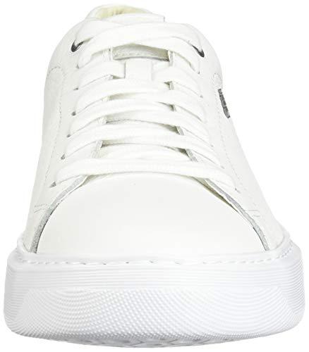Geox U DEIVEN B, Zapatillas Hombre, Blanco (White C1000), 43 EU