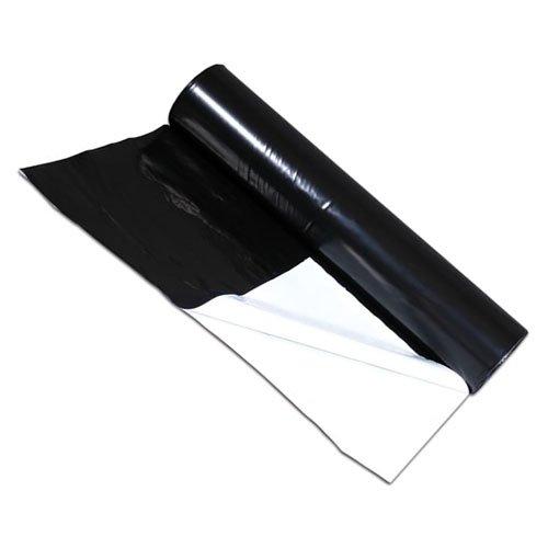 Plástico Reflectante Easy Grow Blanco y Negro 85µm (10mx2m)