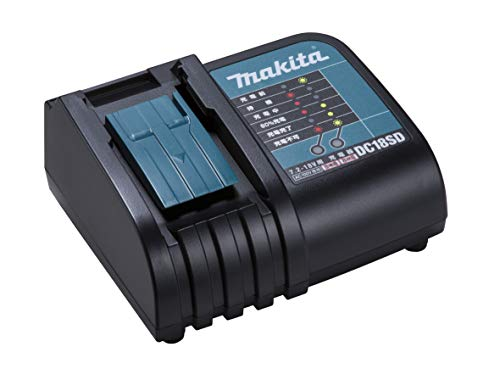 Makita 194533-6 - Cargador MakStar 18V DC18SD Litio-ion
