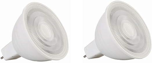 SGJFZD MR16 LED Spotlight Bulbs 5W DC 24V GU5.3 Base Red Coloured Spot Light Bulb -for Home, Recessed, Accent, Track Light...