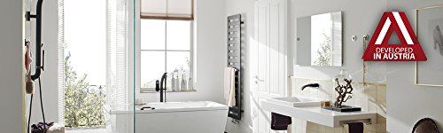 Infrarotheizung Spiegel rahmenlos 800 Watt – 120x60x25 cm Bild 4*