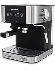 CREATE IKOHS THERA STYLANCE PRO - Macchina del Caffè Espresso Automatica (Grigio)