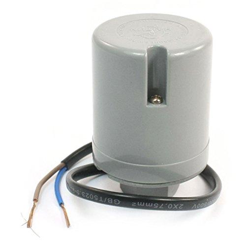 Aexit Regolatore del pressostato della pompa dell\'acqua regolabile da 2 a 8 pt con filettatura femmina 2.1-2.9bar ID: 194090