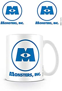 monsters inc travel mug