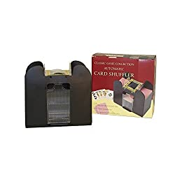 Top 10 Best Selling Card Shufflers Reviews 2021
