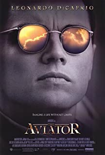The Aviator POSTER Movie (11 x 17 Inches - 28cm x 44cm) (2004) (Style B)