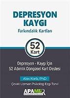 Depresyon Kaygi Farkindalik Kartlari 52 Kart Cep Boy; Depresyon-Kaygi Icin 52 Adimlik Döngüsel Kart Destesi