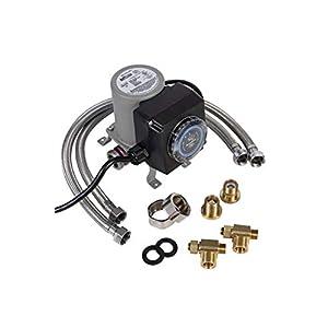 APCOM UT1 Hot Water Recirculation Pump For Under Sink – Instant Hot Water Recirculating System For Tank Type Water…