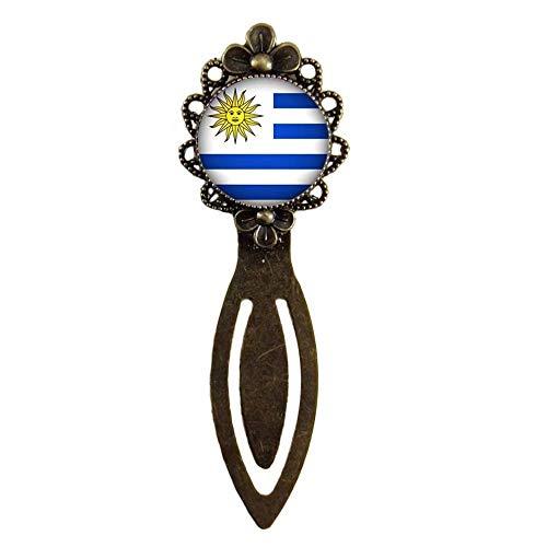 Xubu Bladwijzers voor Lezen Liefhebbers,Uruguay Vlag Bladwijzers,Nationale Vlag Bladwijzers