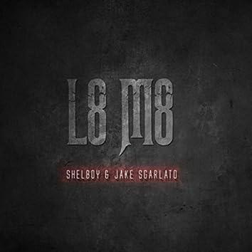 L8 M8