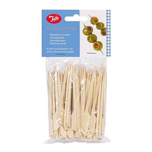 Tala Bamboo Cocktail Sticks
