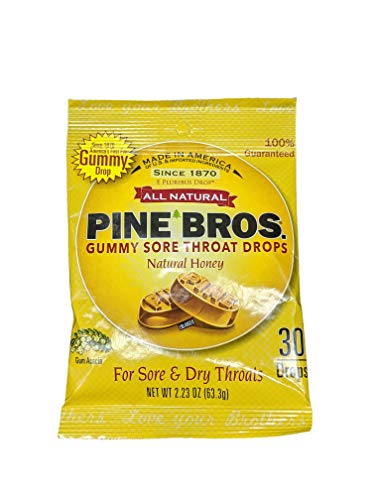 Pine Brothers Honey 30ct (Pack of 3)