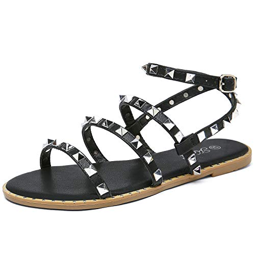Top 10 best selling list for studded flat shoes womens
