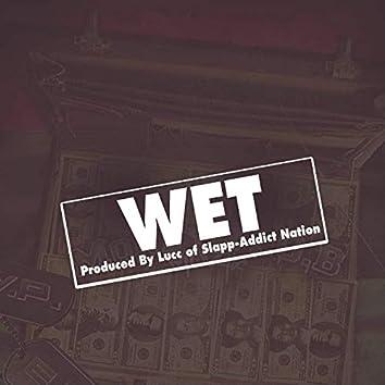 Wet (feat. Lucc)