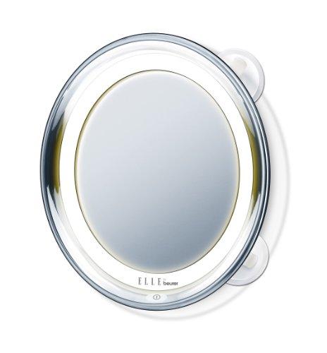 Miroir pour maquillage grossissant éclairé Elle by Beurer FCE 79