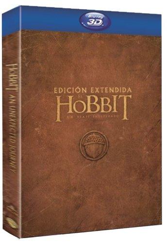 El Hobbit: Un Viaje Inesperado (Edición Extendida) [Blu-ray]