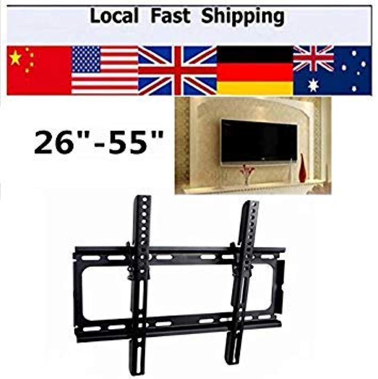 Generic US   Ultra Slim 3D LCD LED TV Wall Bracket Mount 26 32 37 40 42 46 50 52 55  TV Stent