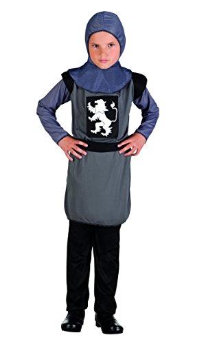 Boland- Costume de Carnaval, 82140, Gris, 140 cm