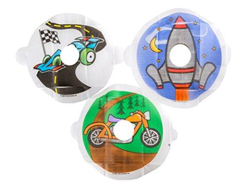 Transportation Tinkle Targets [Set of 2]