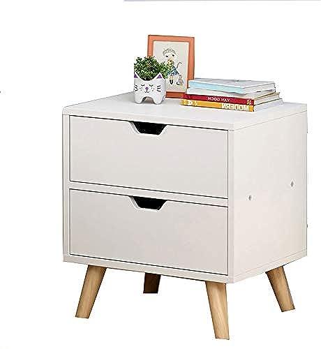 Small coffee table Nachttisch Sofa Tisch Schrank Massivholz leicht zu reinigen geeignet für Schlafzimmer Wohnzimmer (L e 40cm  brei30cm  hoc30cm)