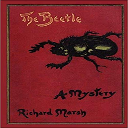 The Beetle audiobook cover art