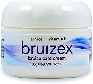 BRUIZEX Bruise Care Cream, 1 oz. Bruise Removal Cream with Natural Arnica Montana and Vitamin K | Excellent for Reducing Skin Bruises, Pain and Swelling | Encourages Recovery After Surgery or Injury