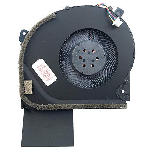 Ligawo - Ventilador para ASUS ROG Strix Scar GL703GM, ROG Strix Scar GL703GS, DFS593512MN0T-FK08, 12V, P/N: 13NR00E0P02011 (versión VGA)