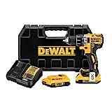 DeWalt DCD791D2 20V Max XR Li-Ion Brushless Compact Drill