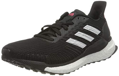 adidas Damen SOLAR Boost 19 W Running Shoe, Schwarz 200, 39 1/3 EU