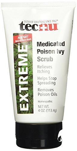 Tecnu Poison Ivy Scrub