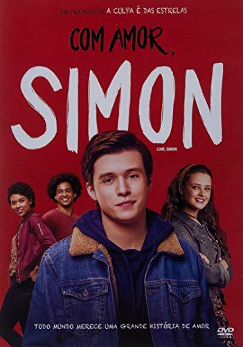 COM AMOR, SIMON [DVD]