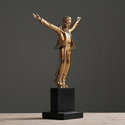 SHILONG Rétro Caractère Créatif Sculpture Artisanat Bijoux Mode Armoire À Vin Salon Mobilier De Bureau Artisanat Cadeau Décoration