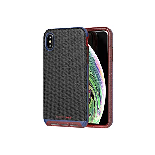 tech21 Evo Luxe Active Edition Phone Case Cover for Apple iPhone Xs Max - Black