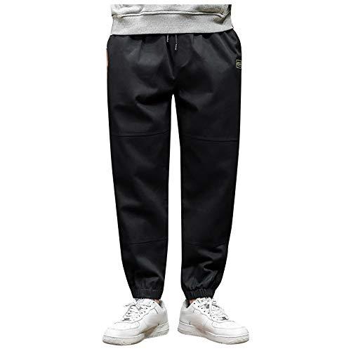 YpingLonk Hombre Pantalones Jogger Deportivos para Pantalón Deportivo Entrenamiento Fitness Casual Deporte Slim Fit Pantalones