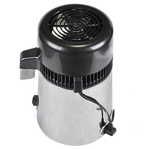 OLizee 304 Stainless Steel Water Distiller Water Purifier Pure Water Maker 3