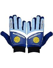 Keeperhandschoenen voor kinderen, motief Manchester City