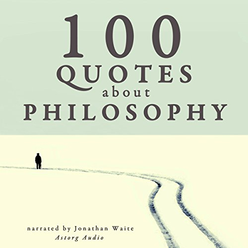 100 Quotes about Philosophy Titelbild
