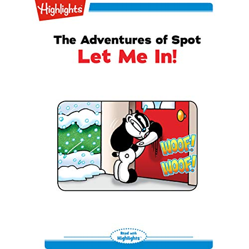 The Adventures of Spot: Let Me In copertina