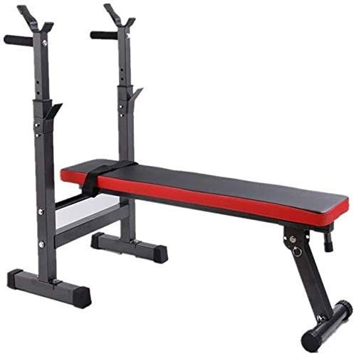 Banco de entrenamiento Bench Dumbbell Bench Bench Bench, equipo de fitness profesional Banco de ejercicios Multi-Function Banco de mancuernas de mancuerna PABITA SPINE PABITACIÓN HOGAR EQUIPO DE APLIC
