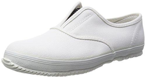 [マルゴ] 作業靴 作業履 爪先保護 スリッポン 大とうりょう SG360 WH 28.0(28cm)