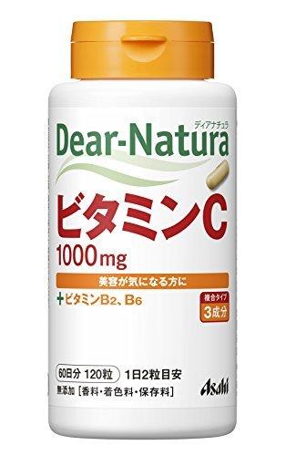 アサヒグループ食品 ディアナチュラ ビタミン 60日 10粒 Dear-Natura