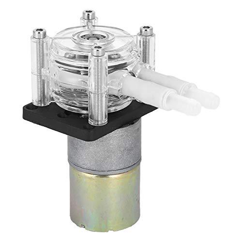 Micro Peristáltico Bomba, Ingeniería Plástica 12v/24v (Opcional) Pelota Soporte Peristáltico Bomba Dosificación