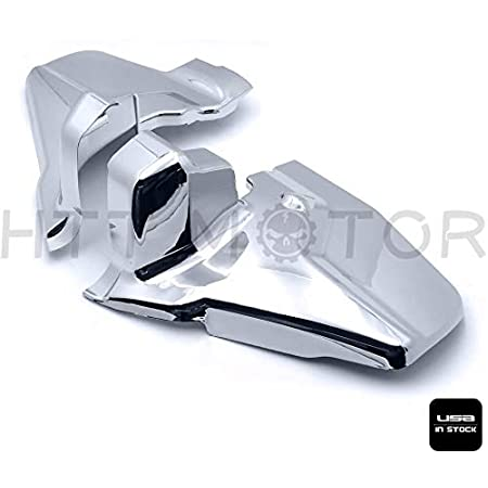 Motorcycle Left Control Accent Fairing For Honda Goldwing 1800 GL1800 2001-2011 Chrome