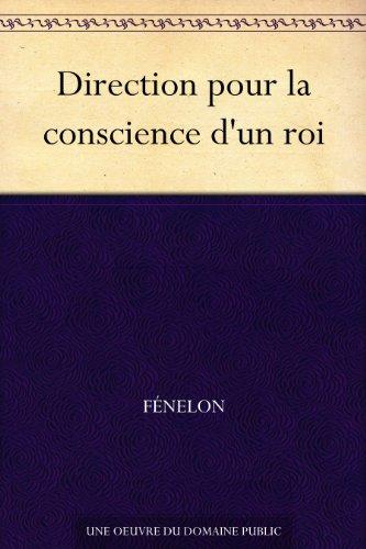 Couverture du livre Direction pour la conscience d'un roi