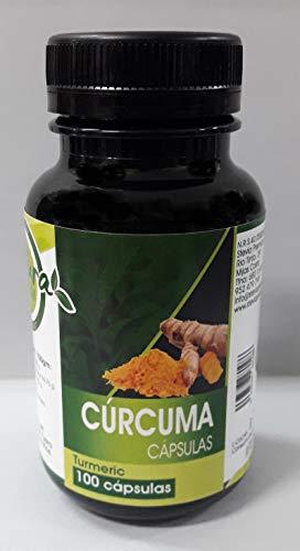 Natura Premium Curcuma - 100 cápsulas