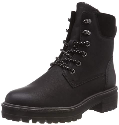 Tamaris Damen 26250-21 Combat Boots, Schwarz (Black 1), 40 EU