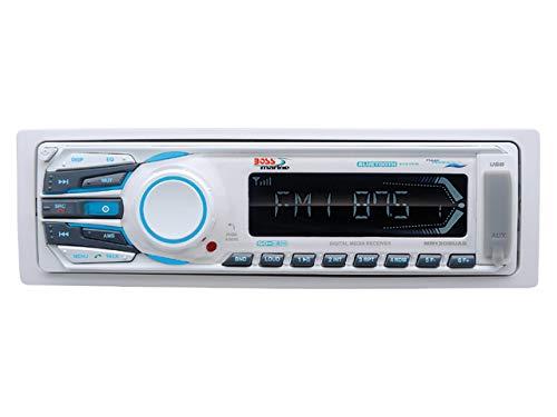 Boss Marine Radio MR1308UAB Weiß
