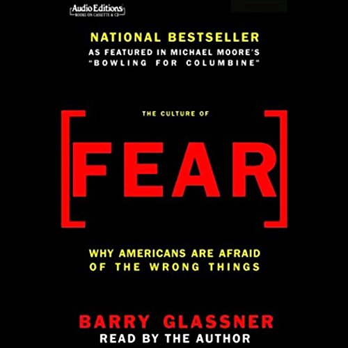 The Culture of Fear audiobook cover art