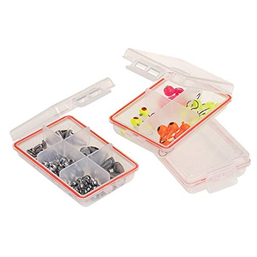 Plano Small Waterproof Boxes Quantity of Three, 106100